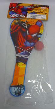 Imagen de Set de raqueta y pelota Spiderman Original Disney