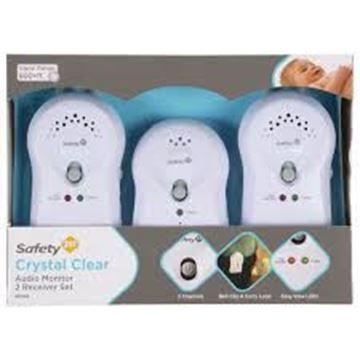 Imagen de Intercomunicador para el cuarto del bebe Safety